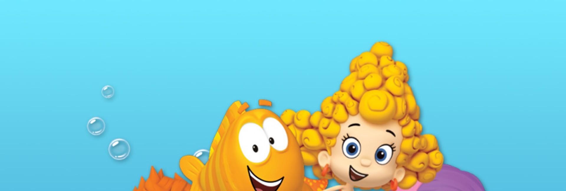 Bubble Guppies: Podvodníčkovia